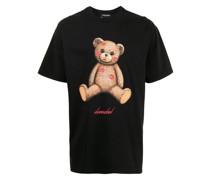 T-Shirt mit Teddy-Print