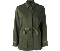 'Thornwood' Military-Jacke - women - Baumwolle