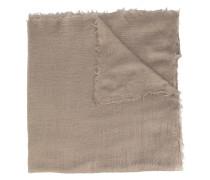 Ungesäumter Schal