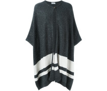 Cardigan im Cape-Look