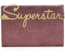 'Superstar Vanity' Clutch - women - Kalbsleder