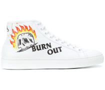 'Burn Out' High-Top-Sneakers