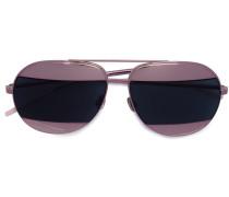 'Diorsplit 1' Sonnenbrille mit blauen Gläsern