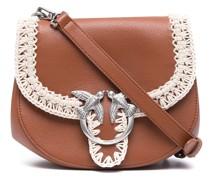 Klassische Satchel-Tasche