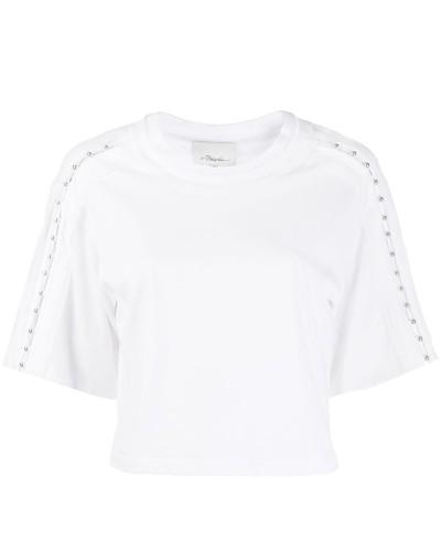 T-Shirt mit Nieten