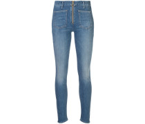 'Patch XYZ Looker' Jeans
