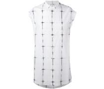 Hemd ohne Ärmel - men - Baumwolle - 38