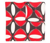 P.A.R.O.S.H. Schal mit geometrischem Print