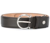 Gancino buckle belt