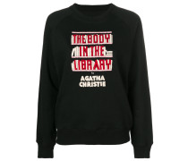 'The Body In The Library' Sweatshirt