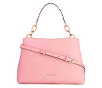 - 'Portia' satchel bag - women - Kalbsleder