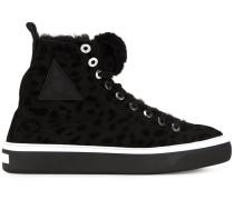 'Boris' hi-top sneakers