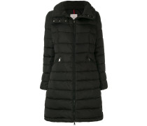 Flammette padded coat