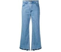 Taillenhohe 'Joan' Jeans