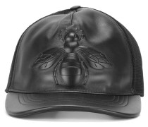 bee embossed baseball cap