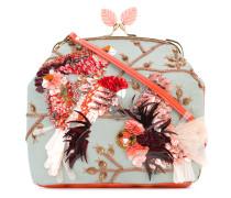 embellished bag - women - Seide/Leder/Viskose