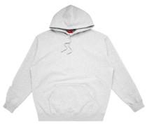 Hoodie mit Oversized-Logo