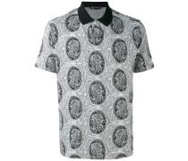 Poloshirt mit Logo-Print - men - Baumwolle - S