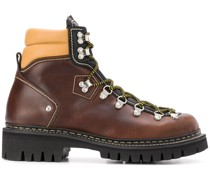Hiking-Boots mit dicker Sohle