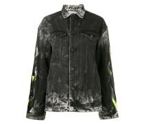 'Renegade' Jeansjacke mit Verzierung