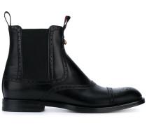 - Stiefel im Budapester-Stil - men - Leder - 10