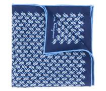 Halstuch mit Gürtel-Print