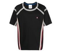 T-Shirt mit Spitzenborten