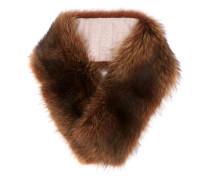 'Marmotta Canadese' Pelzkragen