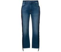 W3 higher ground crop jeans