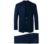 Klassischer Anzug - men - Wolle/Elastan/Bemberg
