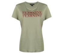 Feminine Feminist T-Shirt