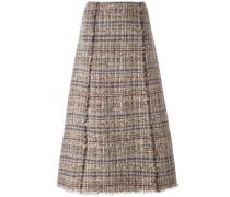 Tweed-Rock in A-Linie