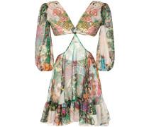 'Ziya' Kleid mit Print