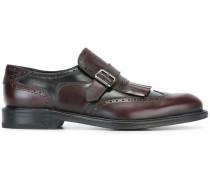 'Genesis' Monk-Schuhe - men - Kalbsleder/Leder
