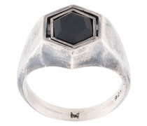 'The Hexagon Spinning' Ring