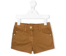 denim shorts - kids - Baumwolle/Elastodien - 6