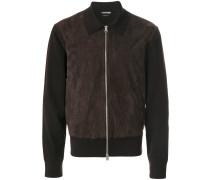 collared slim fit jacket