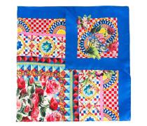 Mambo print scarf