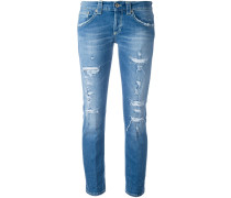 'Historical Island' Jeans - women