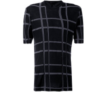 Kariertes T-Shirt - men - Baumwolle/Modal - 4