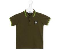 - Poloshirt mit Neonstreifen - kids