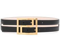 double Greca buckle belt
