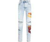 x Playboy Super-Skinny-Jeans