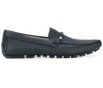 Loafer mit Perforierung