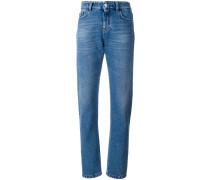 Schmale Boyfriend-Jeans