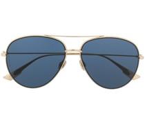 Dior Society aviator-frame sunglasses