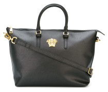 Mittelgroße Handtasche mit Medusa-Logo