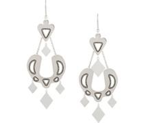 Geometrische Ohrringe