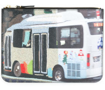 Clutch mit Bus-Print