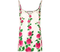 Rose Garden print tank top